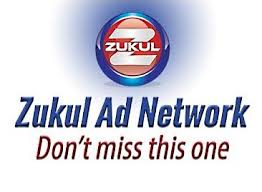 Zukul Ad Network - don't miss this one